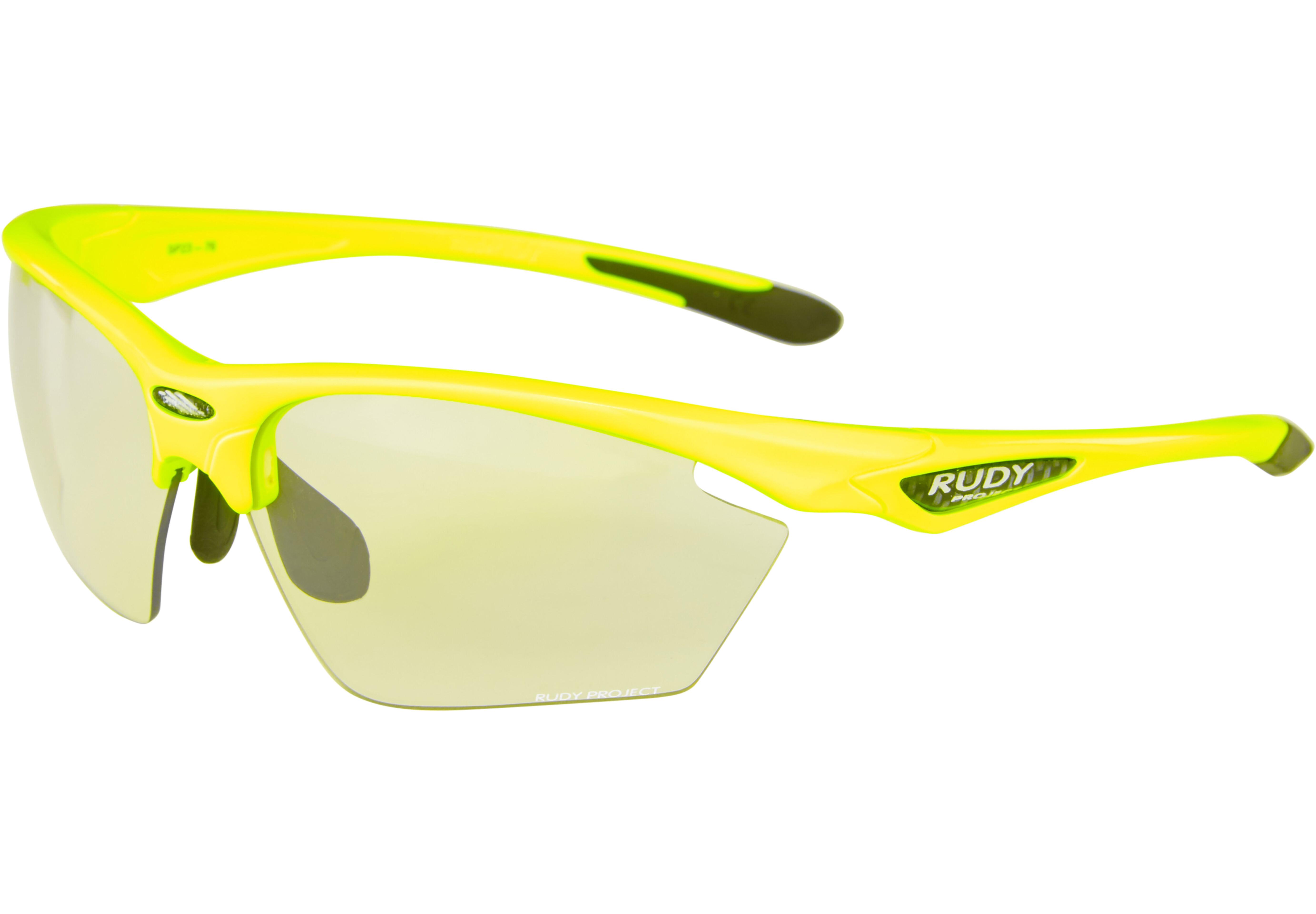 9735136716 Rudy Project Stratofly Bike Glasses yellow at Addnature.co.uk